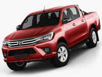 Toyota Hilux 2016 Double Cab