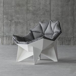 3ds max armchair q1