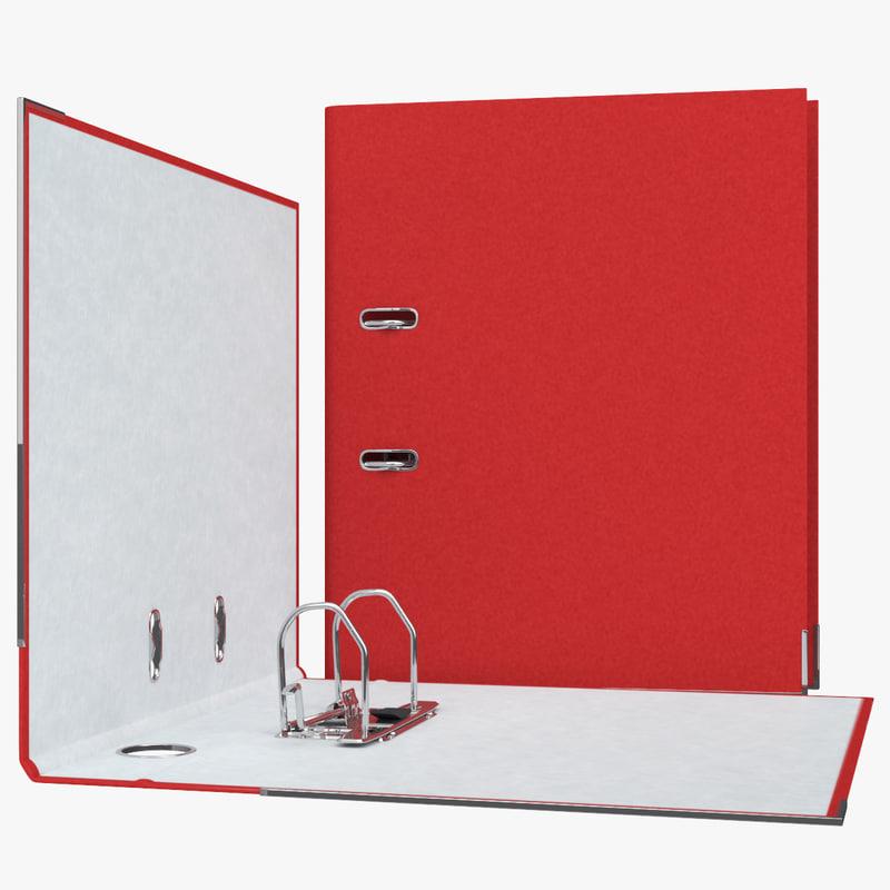 max office folder registrar red