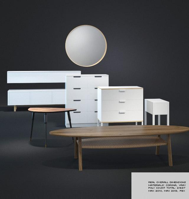 max furniture 01 - 8