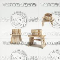 Onsen Chair