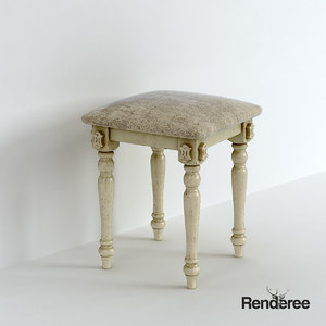 old modelled renderee 3d max