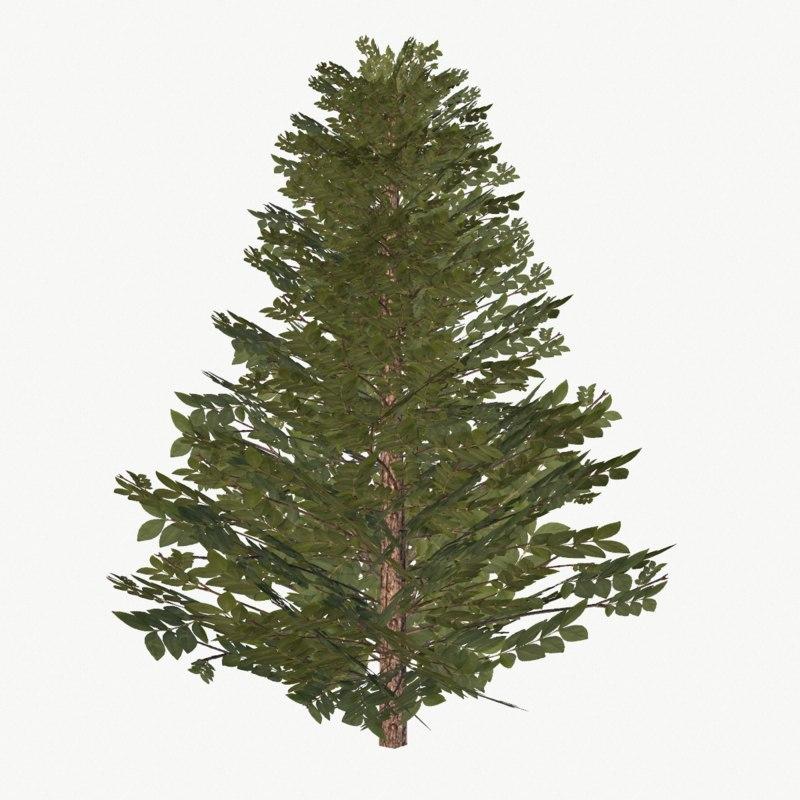 bush type 4 obj
