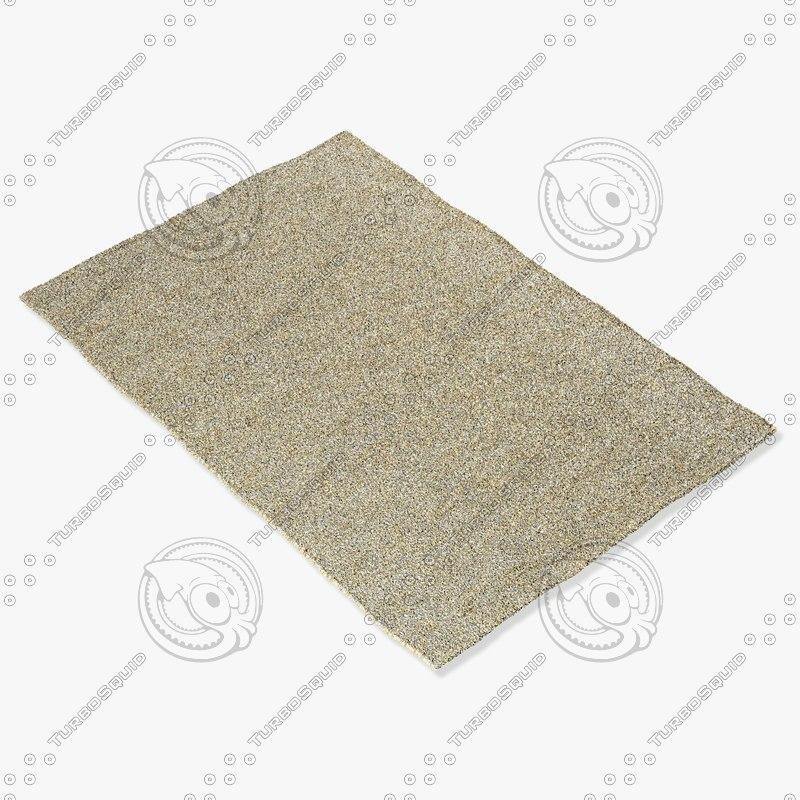 amara rug smart cream 3d 3ds