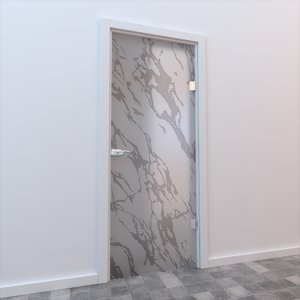 glass door max