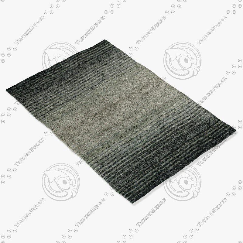 3d model amara rug smart cv623