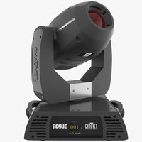 rogue r2 spot stage lighting ma
