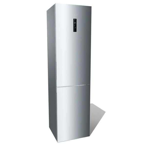 fridge 3d max