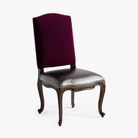 NOBLE ESTATE DINING SIDE CHAIR