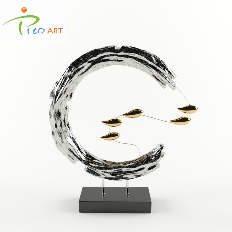 3d sculpture bird