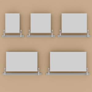 radiator heater 3ds