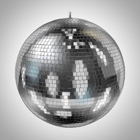 Disco Mirrorball big