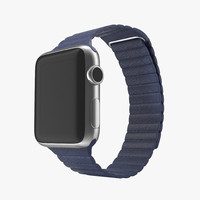 apple watch 38mm magnetic c4d