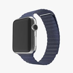 apple watch 38mm magnetic c4d