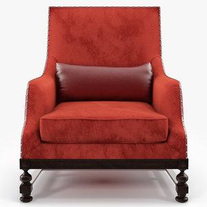 max jnl vanhamme armchair king
