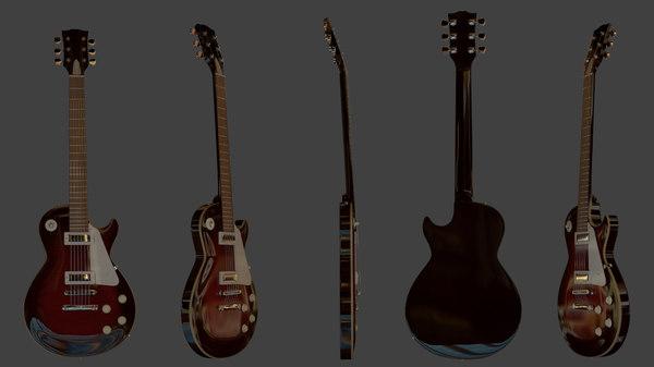 guitar obj free