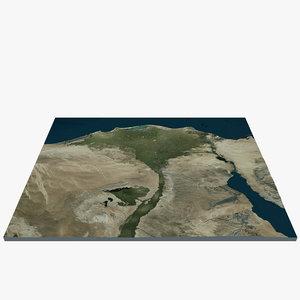 max nile delta landscape