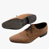 derby shoe 3ds