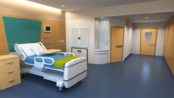 Inside Hospital Room Cartoon
