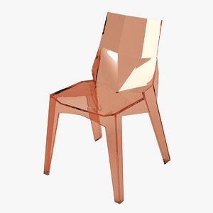max karim rashid chair