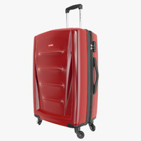 Suitcase Samsonite Reflex 2