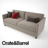 crate barrel dryden apartment max