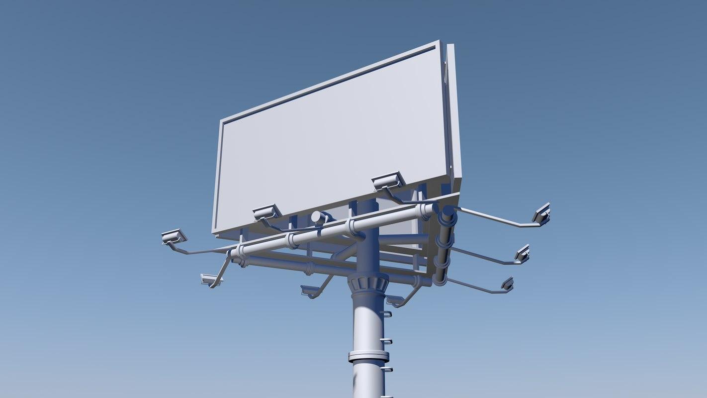 c4d billboard