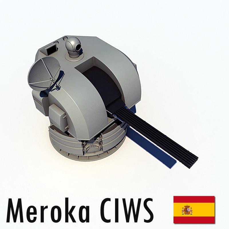 max meroka ciws