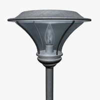 3ds max street light