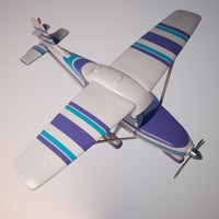 3dsmax trainer aircraft
