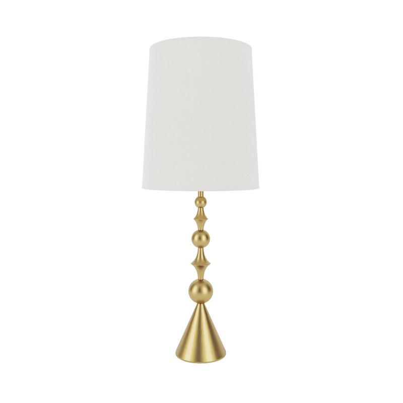3d jonathan adler harlequin table lamp
