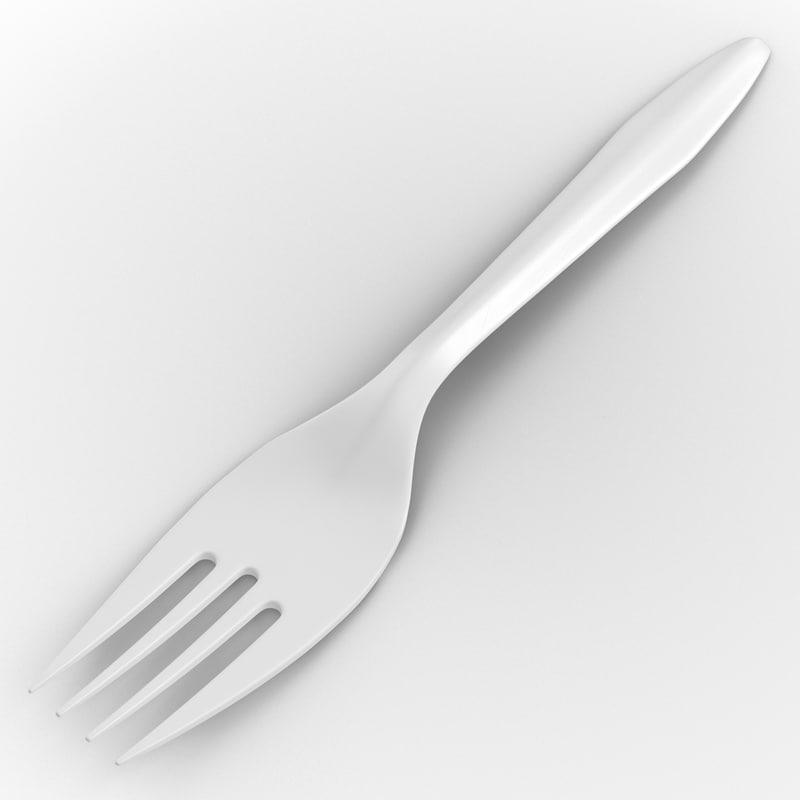 max plastic fork