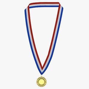 obj award medal gold