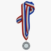 award medal 3 silver 3ds