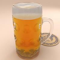3d tankard beer model