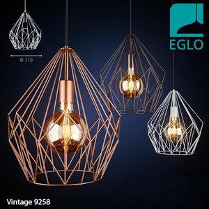 eglo vintage 49258 3d max