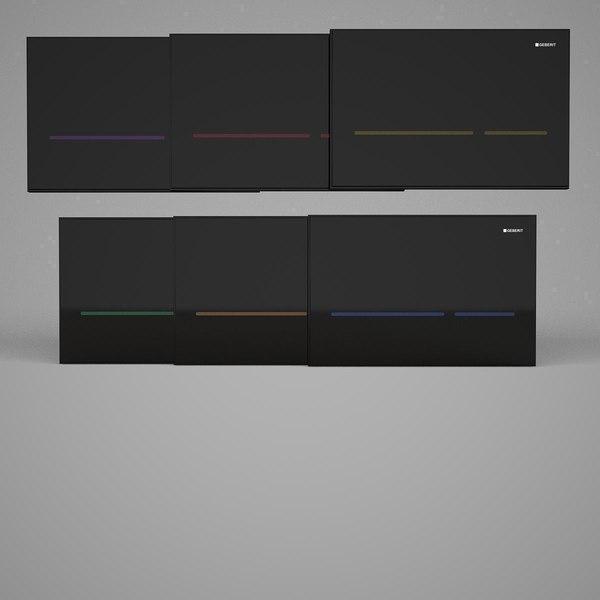 v-ray objects 3d model