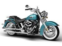 Harley-Davidson FLSTN Softail Deluxe 2015