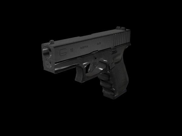 free max model glock 19 generation 4