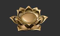 3d model lotos