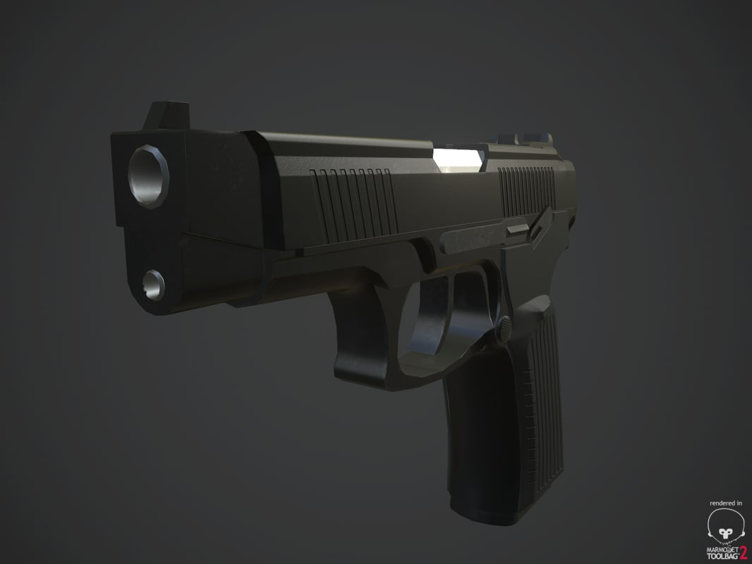 3ds max mp-443 grach