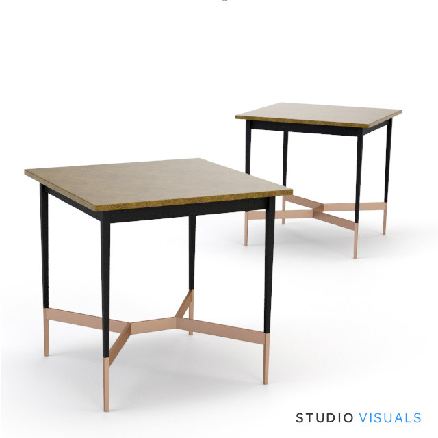 alexandria salon table max