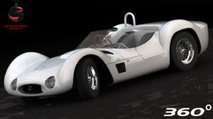 max maserati tipo 61 1961