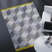 3d model infini carpet