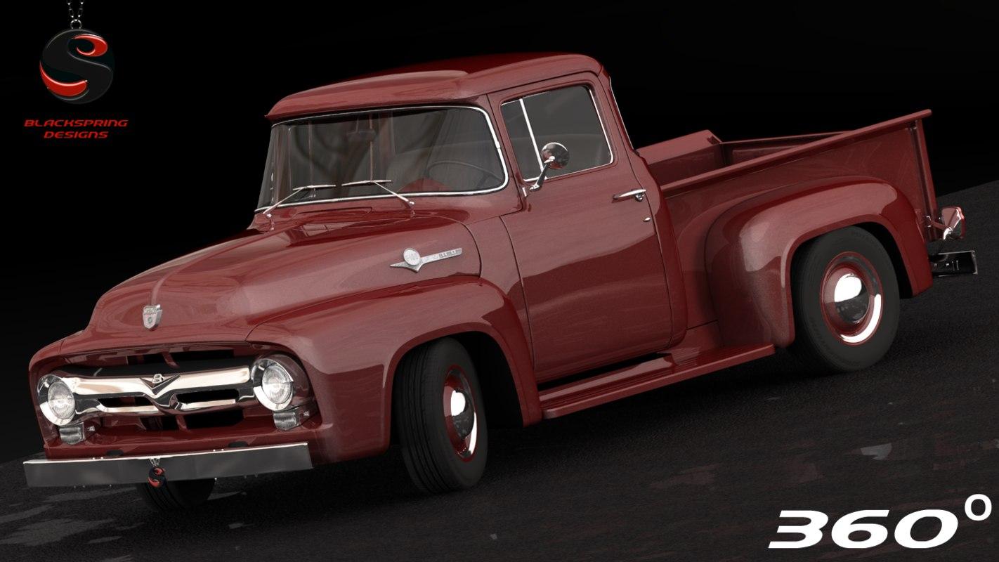 max f100 1956 100