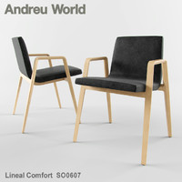 Andreu World Lineal Comfort SO0607