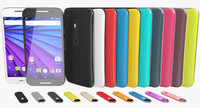Motorola Moto G 2015 All Color Combinations PACK