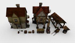 medieval 3ds