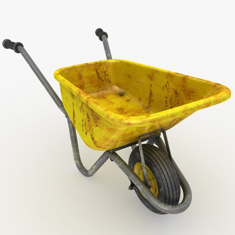 max wheelbarrow old