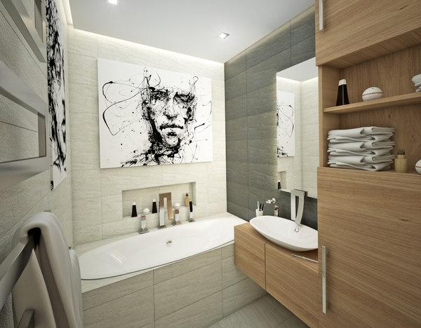 small bathroom interior max